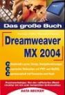 Ulrich Wimmeroth - Das große Buch Dreamweaver MX 2004