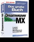 Ulrich Wimmeroth - Das große Buch Dreamweaver MX