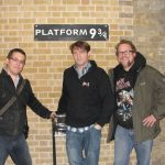 Ulrich Wimmeroth - Harry Potter - London - Roger Sieberer - Tobi Wienke