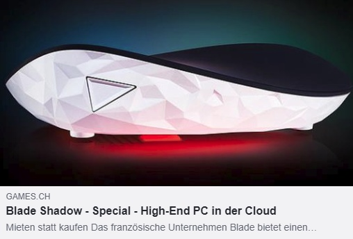Blade Shadow - Special - High-End PC