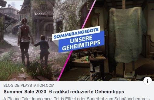 PS4 Games - Geheimtipps - Ulrich Wimmeroth