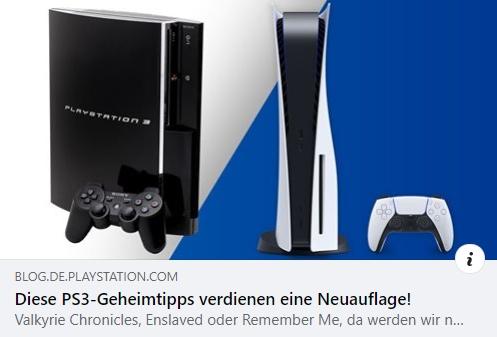 PS5 - Diese PS3-Geheimtipps verdienen eine Neuauflage!