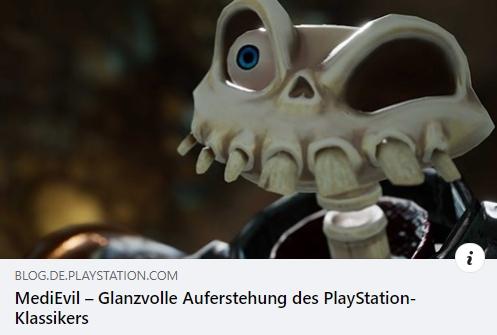 PS4: MediEvil – Glanzvolle Auferstehung des PlayStation-Klassikers