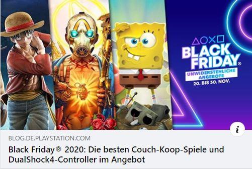 PS4 - Die besten Koop-Spiele