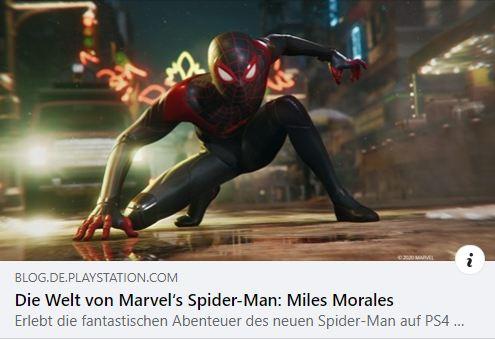 Die Welt von Marvel's Spider-Man: Miles Morales