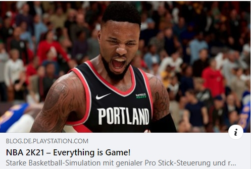 NBA 2K21 – Everything is Game!