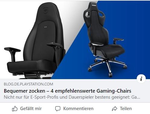 Gaming-Chairs von Recaro, noblechairs, snakebyte  und Nacon im Test