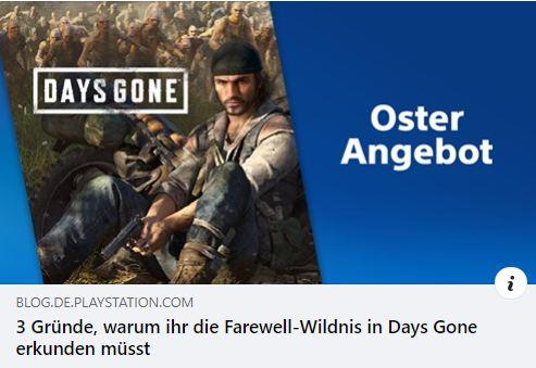 Days Gone - 3 Gründe, warum ihr die Farewell-Wildnis erkunden müsst