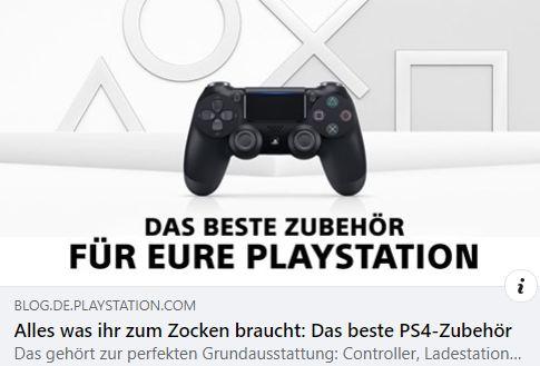 Das beste PS4-Zubehör - Alles was ihr zum Zocken braucht