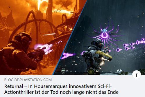 Returnal PS5 – In Housemarques Sci-Fi-Actionthriller ist der Tod noch lange nicht das Ende