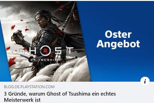 Ghost of Tsushima - 3 Gründe, warum das Spiel ein echtes Meisterwerk ist