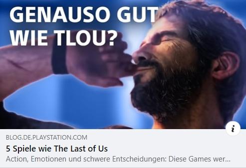 The Last of Us - 5 Spiele wie TLOU