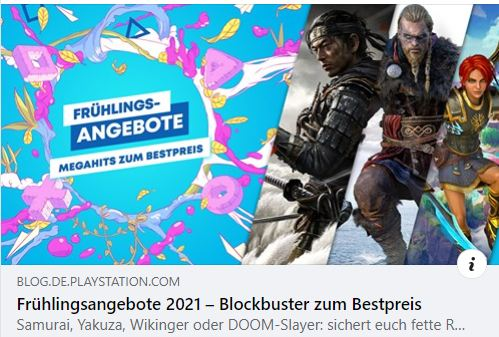 PS4 - Blockbuster zum Bestpreis