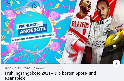 PS4 - Die besten Sport und Rennspiele
