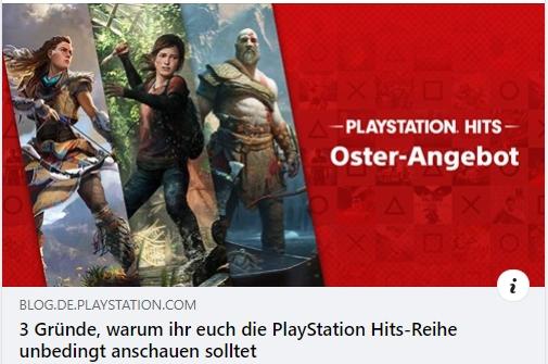 PlayStation Hits - 3 Gründe für die Serie
