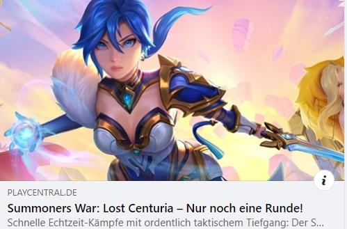 Summoners War: Lost Centuria – Nur noch eine Runde!