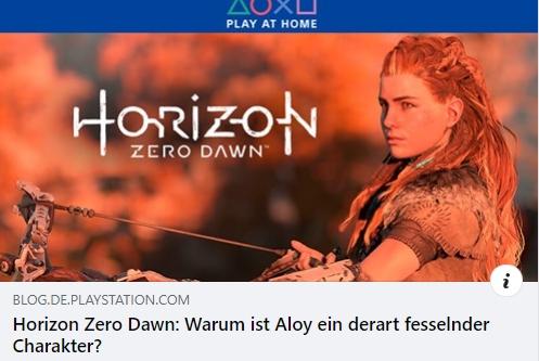 Horizon Zero Dawn: Warum ist Aloy ein derart fesselnder Charakter?