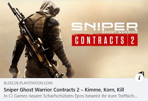 Sniper Ghost Warrior Contracts 2 – Kimme, Korn, Kill