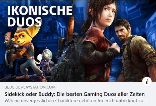 Sidekick oder Buddy: Die besten Gaming Duos aller Zeiten