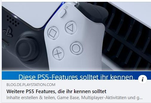 Die besten PS5-Features - Teil 2