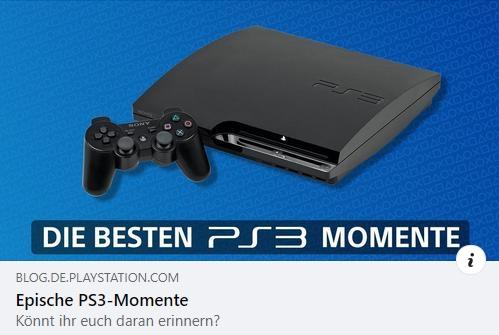 Die epischsten PS3-Momente