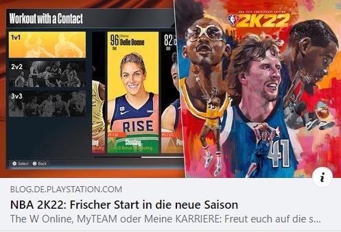 NBA 2K22 - Frischer Start